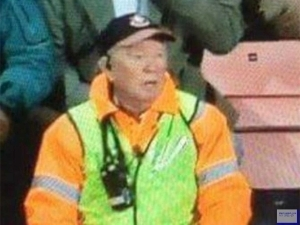 Sir Alex Ferguson look-alike spotted dressed as steward at Manchester United defeat to Bournemouth